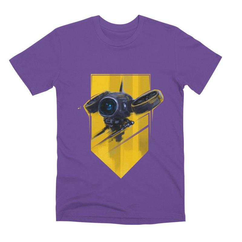 UAV Men's Premium T-Shirt by martinskowsky