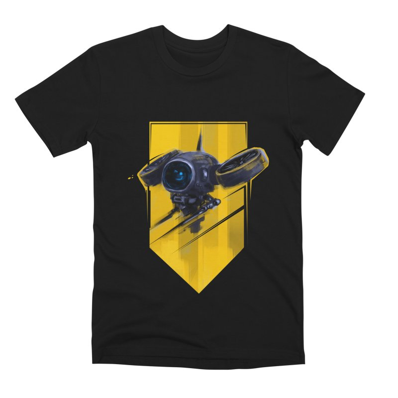UAV Men's Premium T-Shirt by martinskowsky