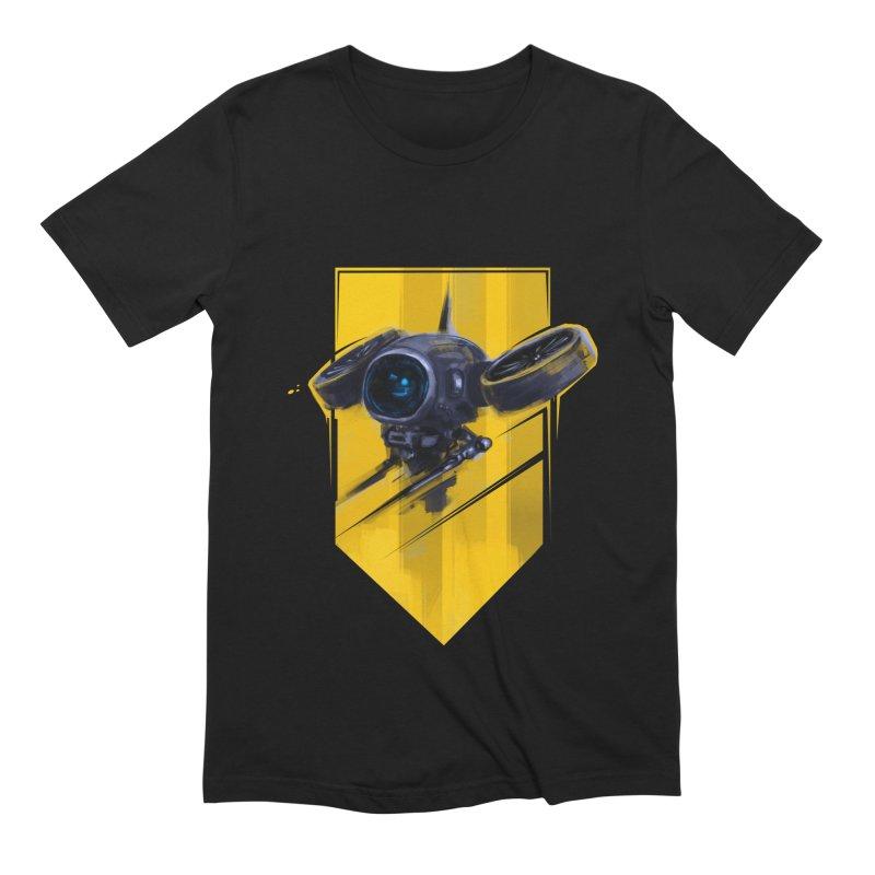 UAV Men's Extra Soft T-Shirt by martinskowsky