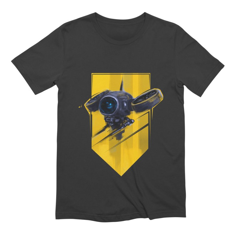 UAV Men's Extra Soft T-Shirt by martinskowsky