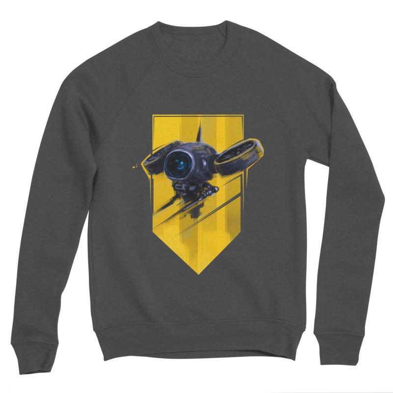 UAV Men's Sponge Fleece Sweatshirt by martinskowsky