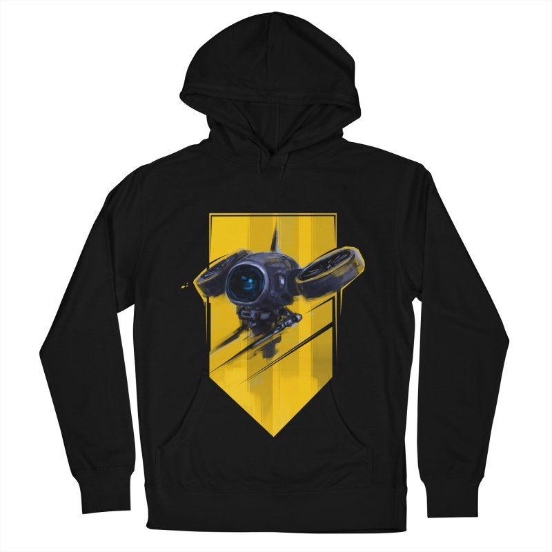 UAV Men's French Terry Pullover Hoody by martinskowsky