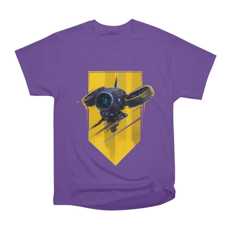 UAV Men's Heavyweight T-Shirt by martinskowsky