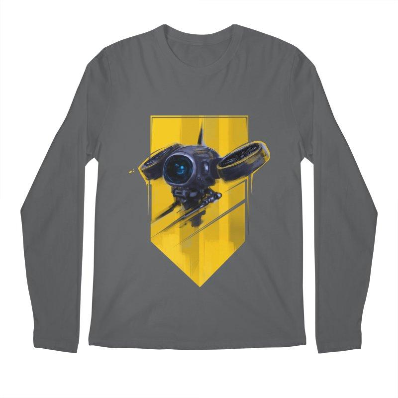 UAV Men's Regular Longsleeve T-Shirt by martinskowsky