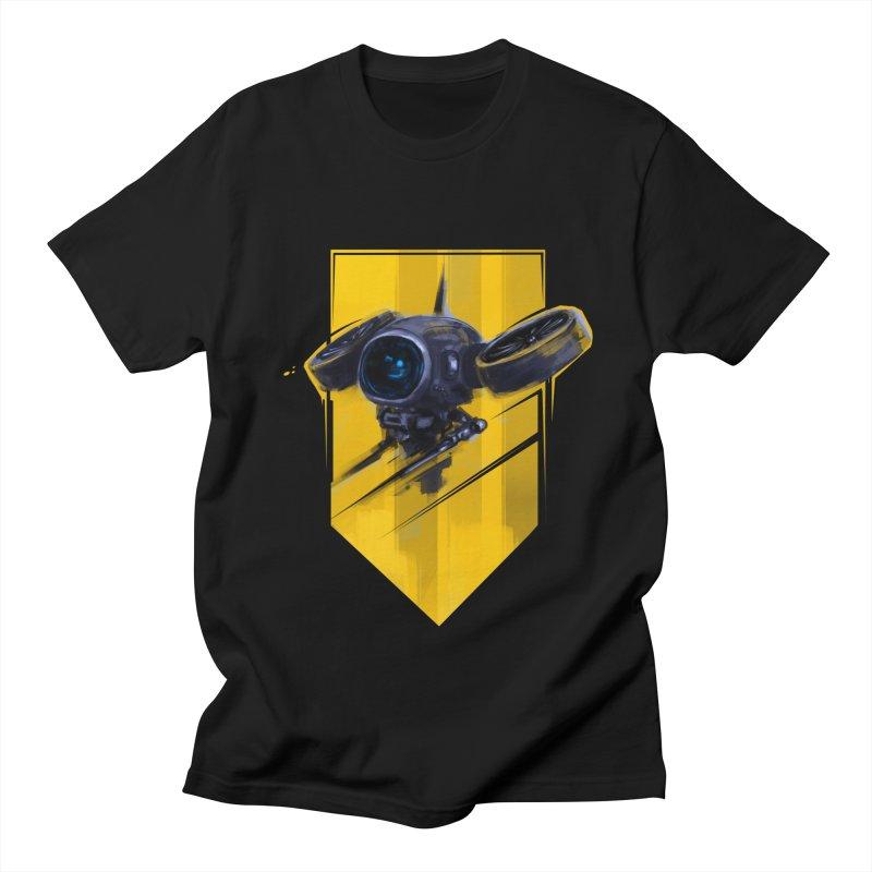 UAV Women's Regular Unisex T-Shirt by martinskowsky