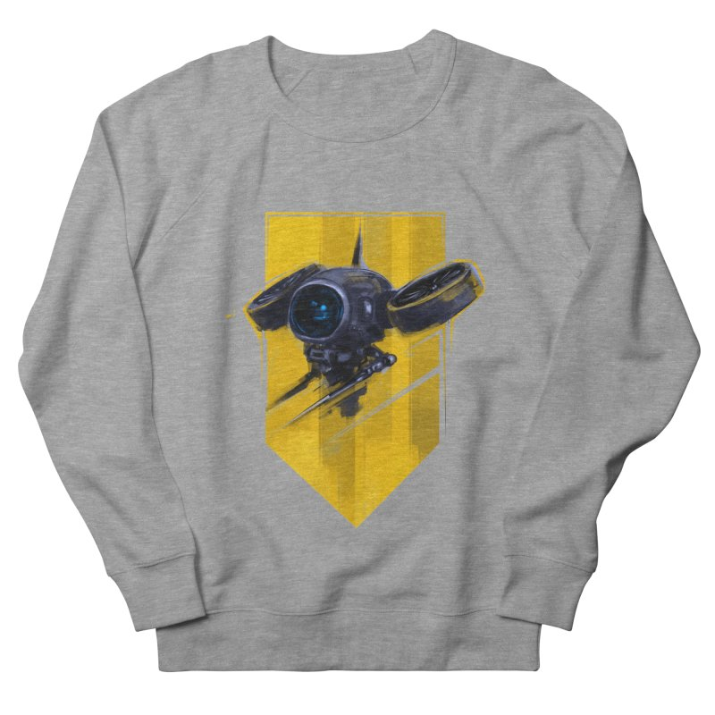 UAV Men's French Terry Sweatshirt by martinskowsky