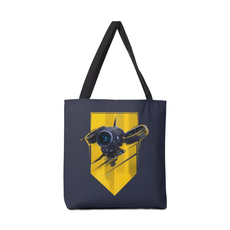 UAV Accessories Tote Bag Bag by martinskowsky