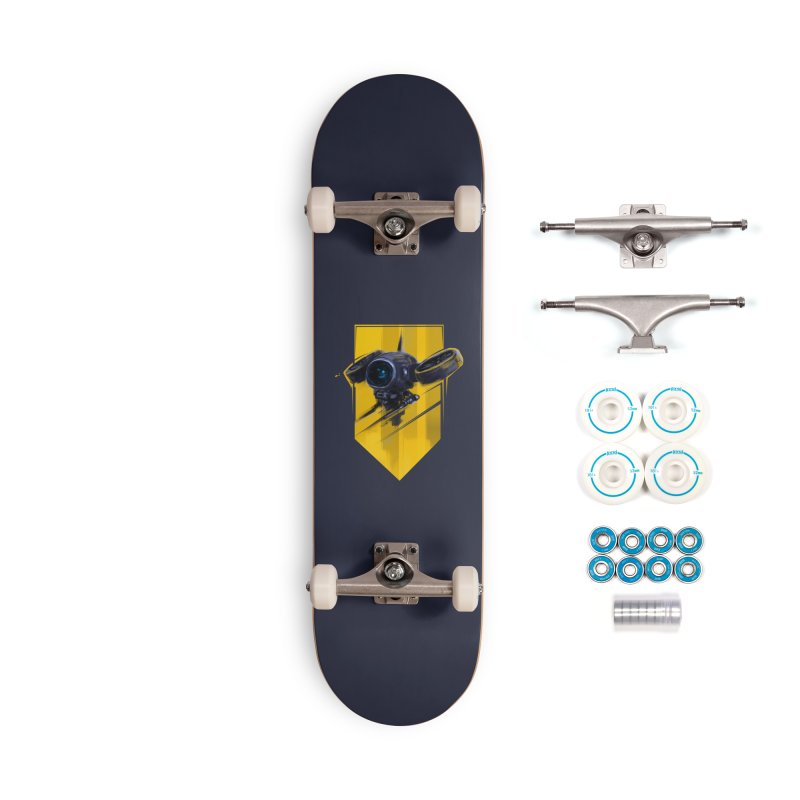 UAV Accessories Complete - Basic Skateboard by martinskowsky