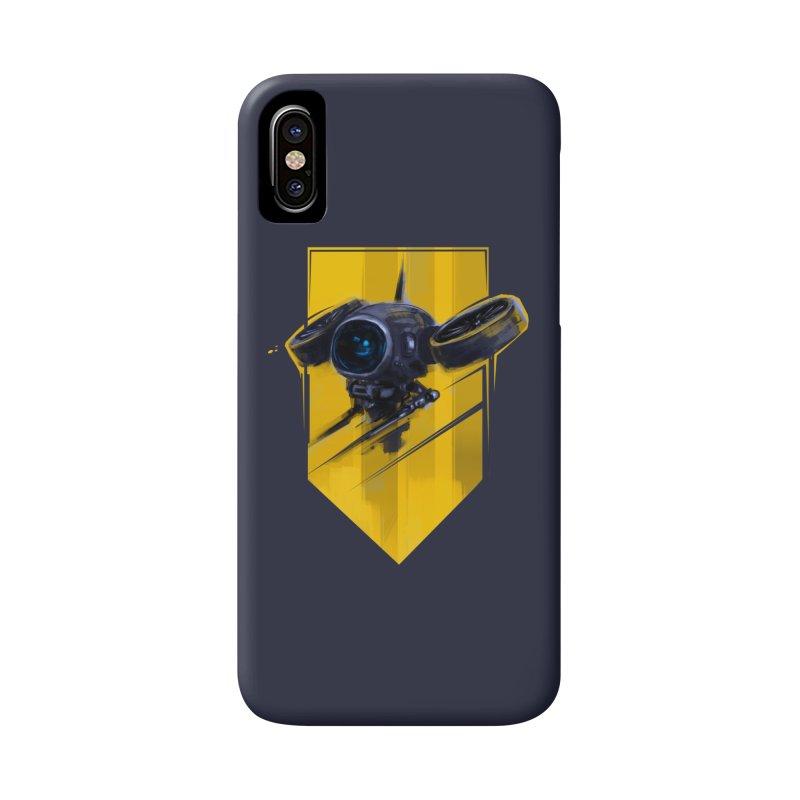 UAV Accessories Phone Case by martinskowsky