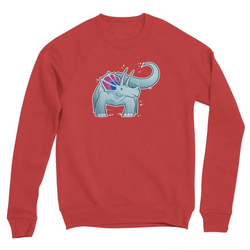 Biceratops Women's Sweatshirt by Marty's Artist Shop