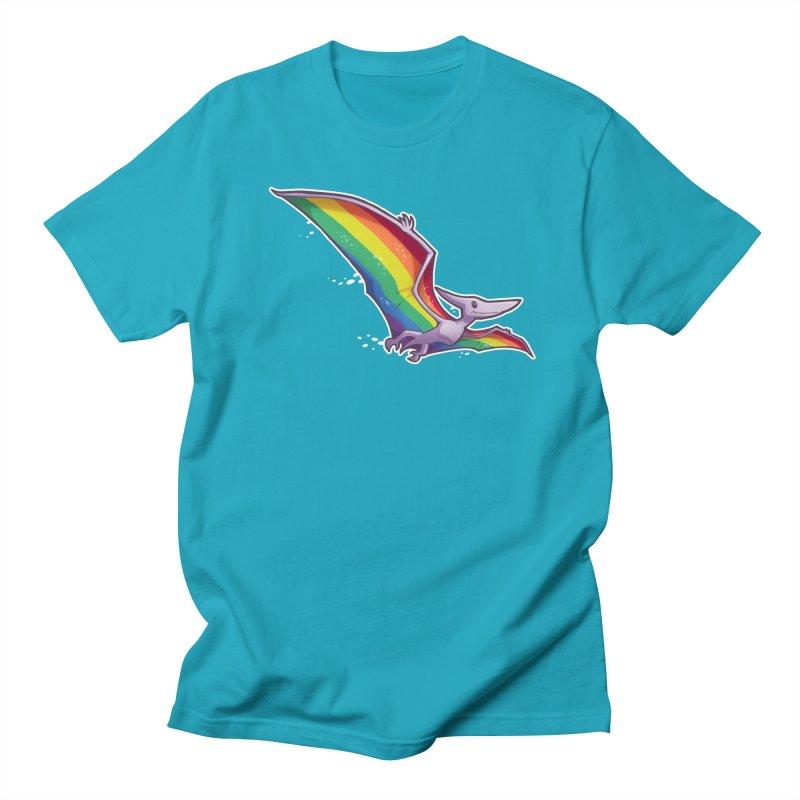 Pridactyl Men's Regular T-Shirt by Marty's Artist Shop