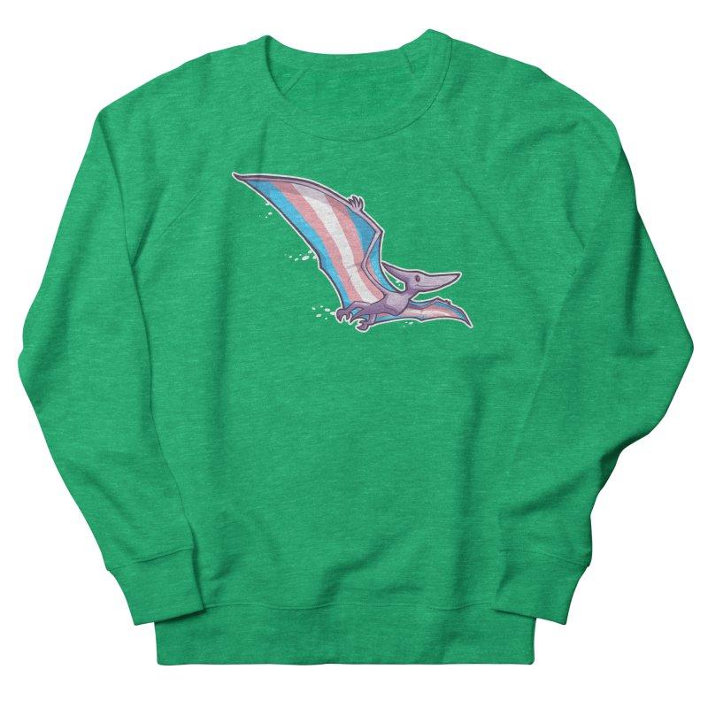 Transdactyl Women's Sweatshirt by Marty's Artist Shop