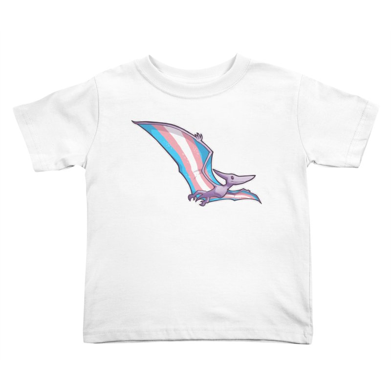 Transdactyl Kids Toddler T-Shirt by Marty's Artist Shop