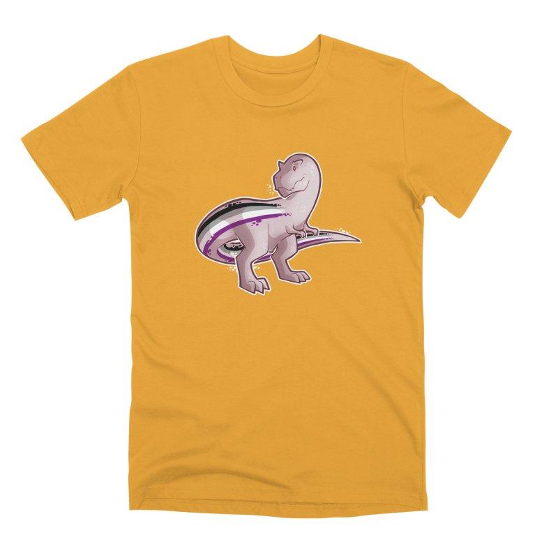 TyrannACEsaurus Men's T-Shirt by Marty's Artist Shop