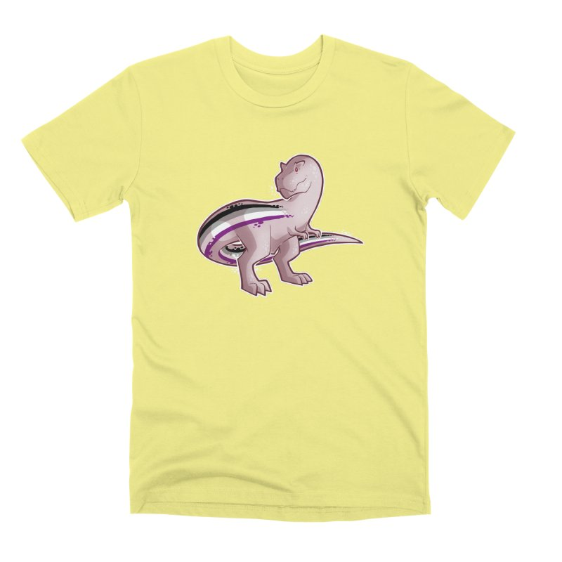 TyrannACEsaurus Men's T-Shirt by Marty's Artist Shop