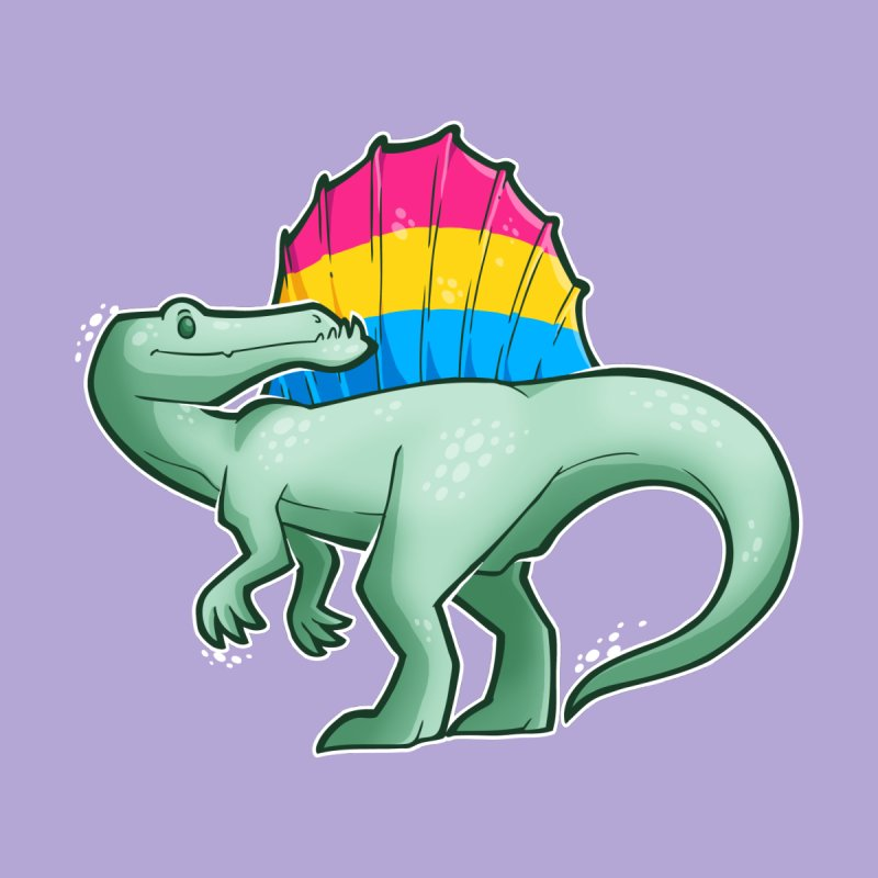 sPANosaurus by Marty's Artist Shop