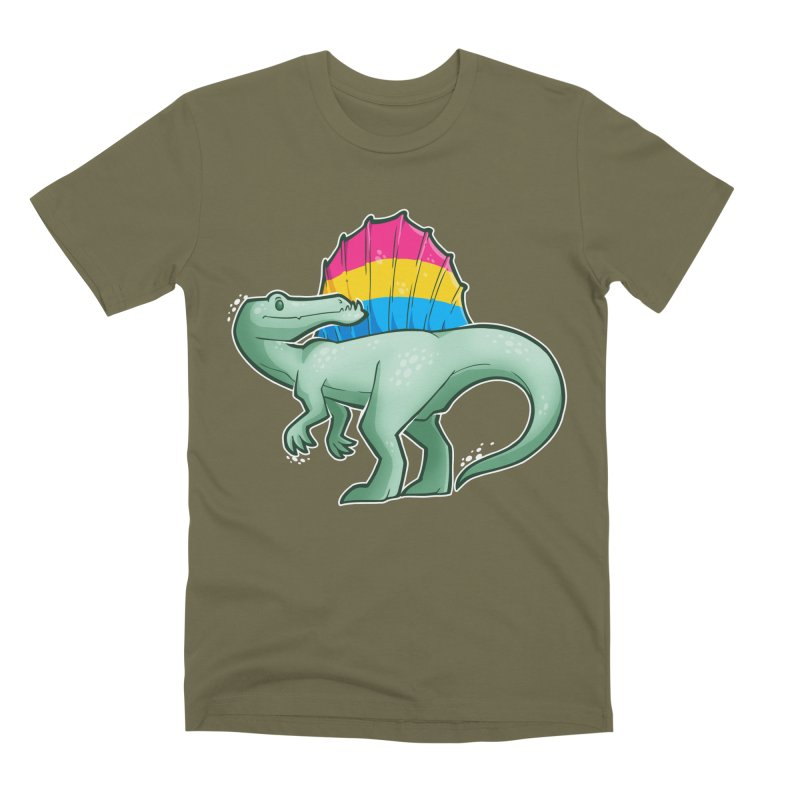 sPANosaurus Men's Premium T-Shirt by Marty's Artist Shop