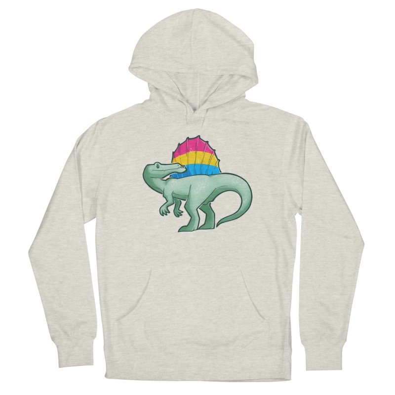 sPANosaurus Men's Pullover Hoody by Marty's Artist Shop