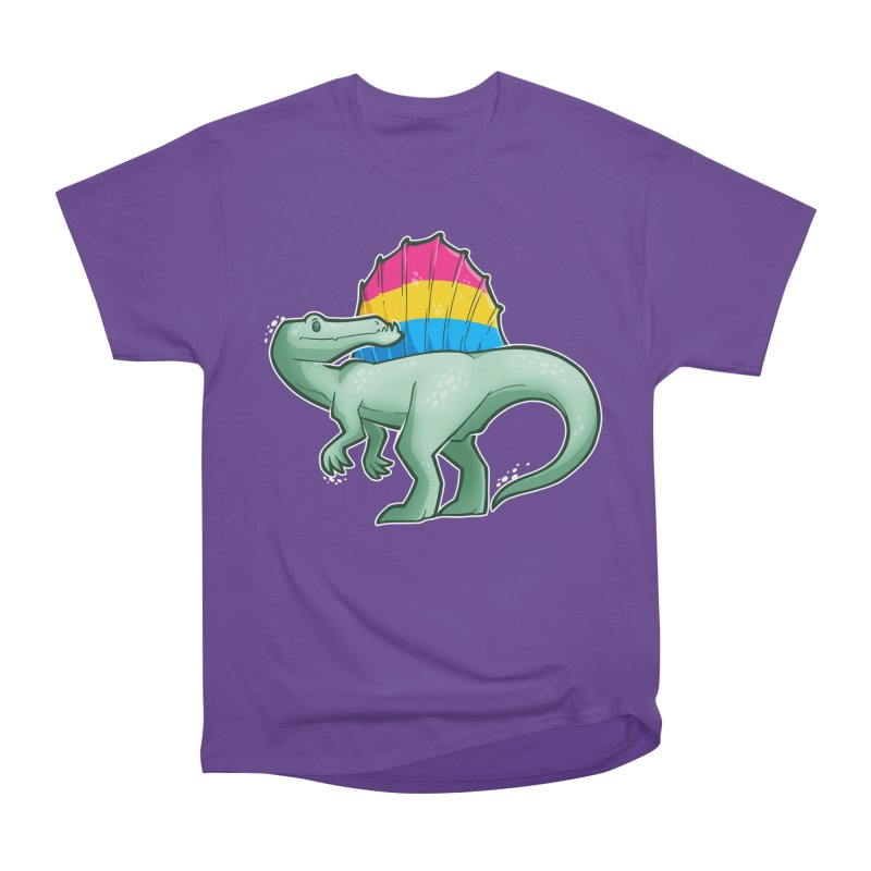 sPANosaurus Women's Heavyweight Unisex T-Shirt by Marty's Artist Shop