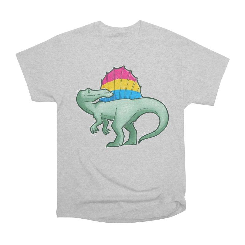 sPANosaurus Men's Heavyweight T-Shirt by Marty's Artist Shop