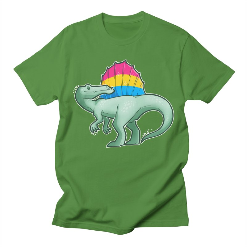 sPANosaurus Men's T-Shirt by Marty's Artist Shop