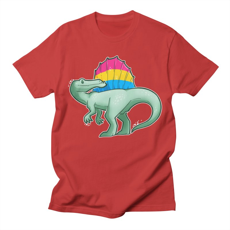 sPANosaurus Women's Regular Unisex T-Shirt by Marty's Artist Shop