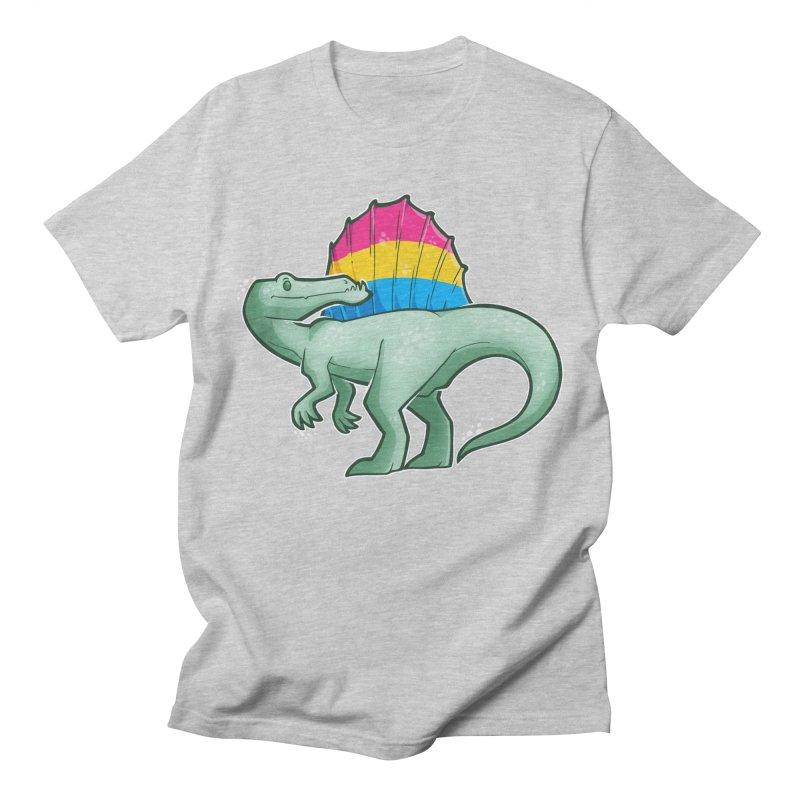 sPANosaurus Men's Regular T-Shirt by Marty's Artist Shop