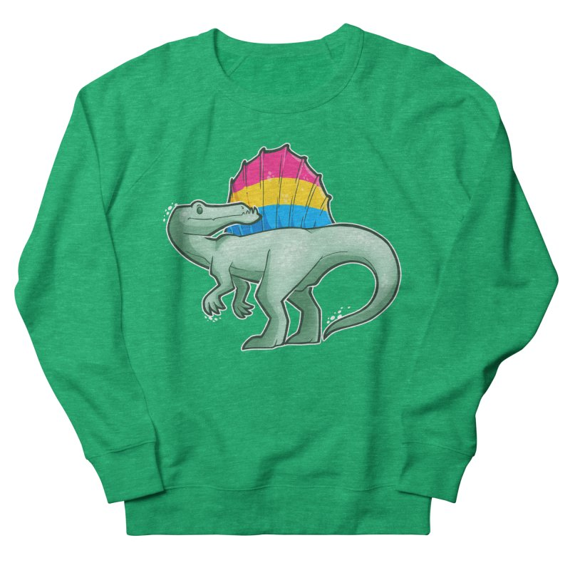sPANosaurus Women's Sweatshirt by Marty's Artist Shop