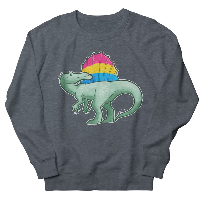 sPANosaurus Women's French Terry Sweatshirt by Marty's Artist Shop