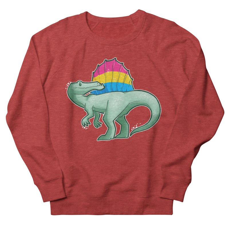 sPANosaurus Men's Sweatshirt by Marty's Artist Shop