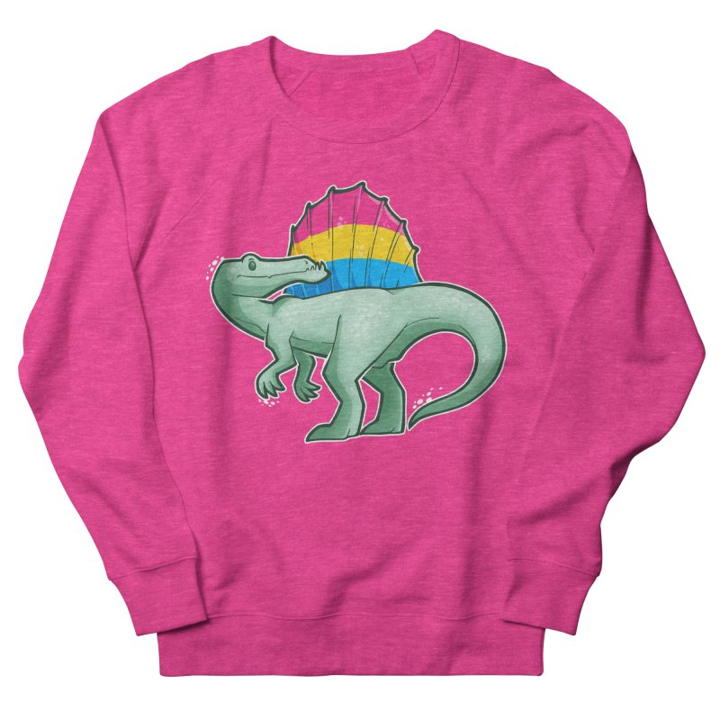 sPANosaurus Men's French Terry Sweatshirt by Marty's Artist Shop