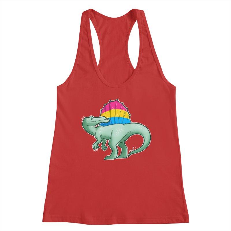 sPANosaurus Women's Tank by Marty's Artist Shop