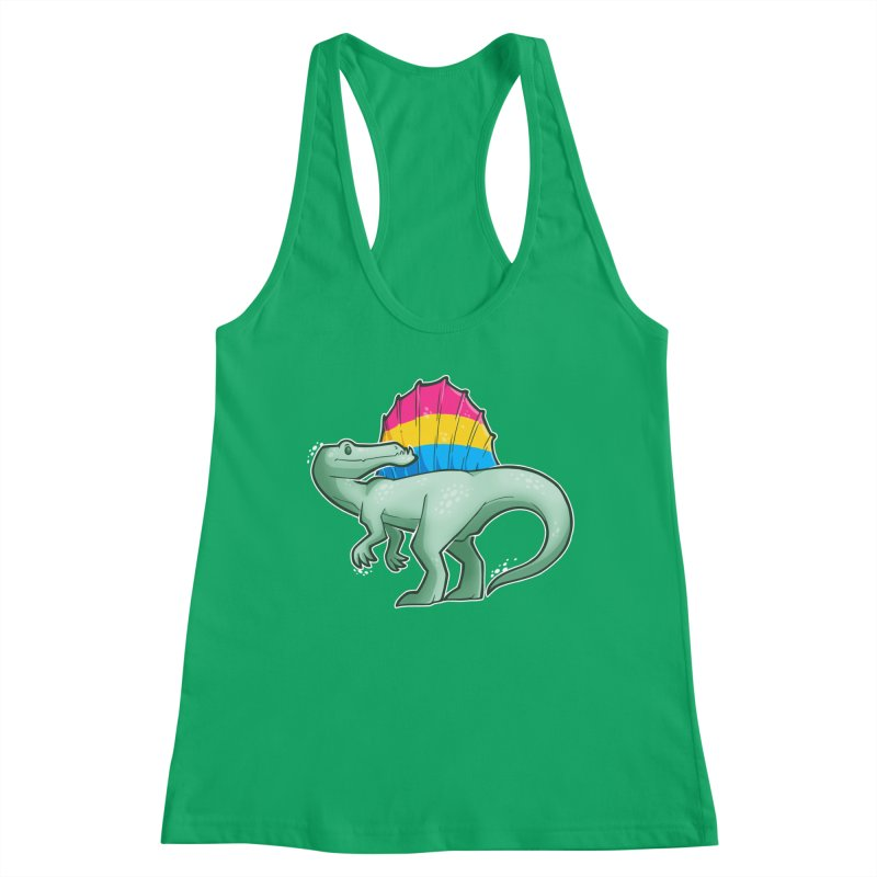 sPANosaurus Women's Tank by Marty's Artist Shop