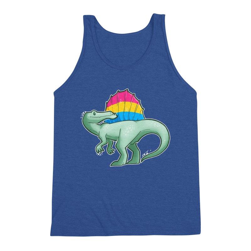 sPANosaurus Men's Tank by Marty's Artist Shop