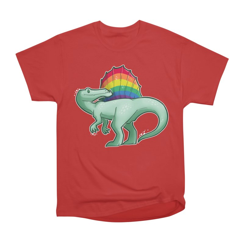 Spinosaurus Pride Women's T-Shirt by Marty's Artist Shop