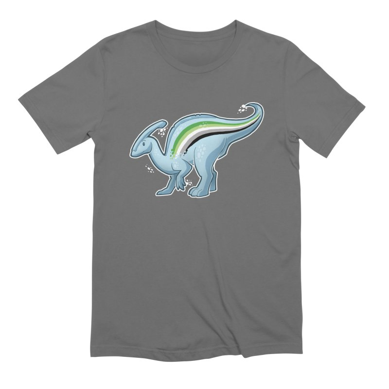 pAROsaurolophus Men's T-Shirt by Marty's Artist Shop