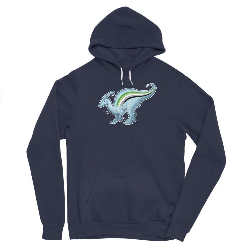 pAROsaurolophus Women's Pullover Hoody by Marty's Artist Shop