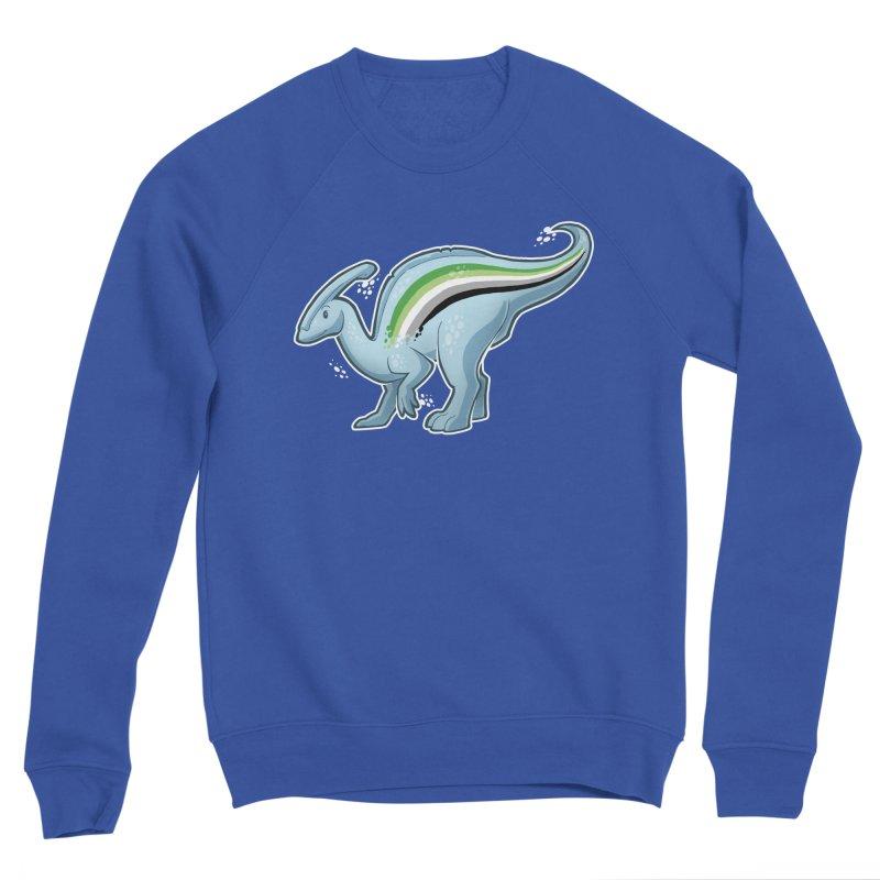 pAROsaurolophus Men's Sweatshirt by Marty's Artist Shop
