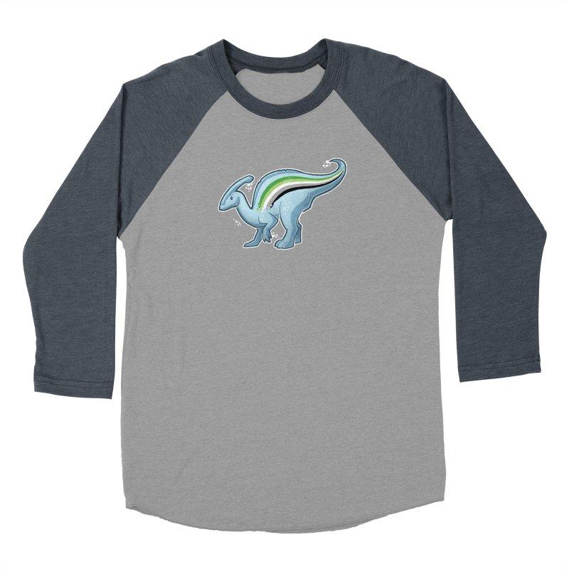 pAROsaurolophus Men's Longsleeve T-Shirt by Marty's Artist Shop