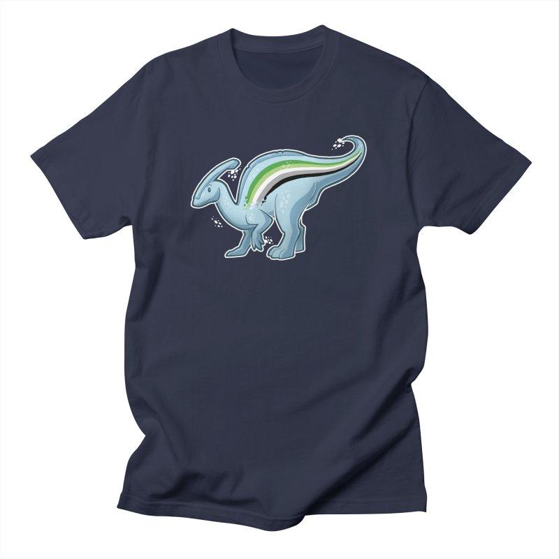 pAROsaurolophus Men's T-Shirt by Marty's Artist Shop