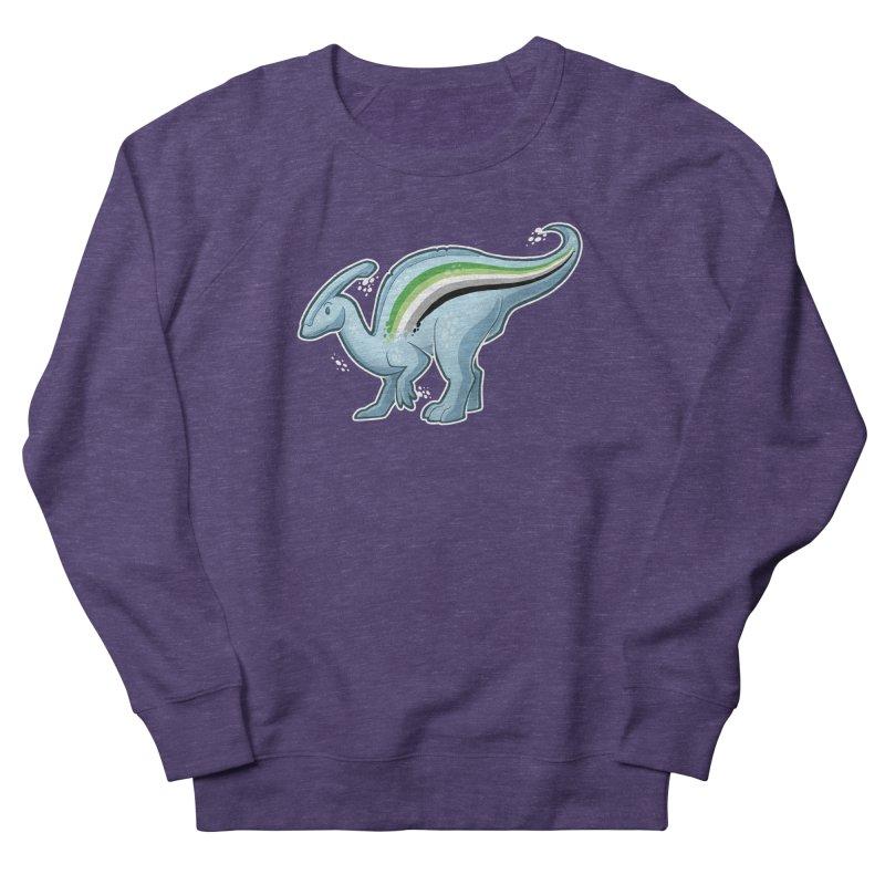 pAROsaurolophus Women's Sweatshirt by Marty's Artist Shop