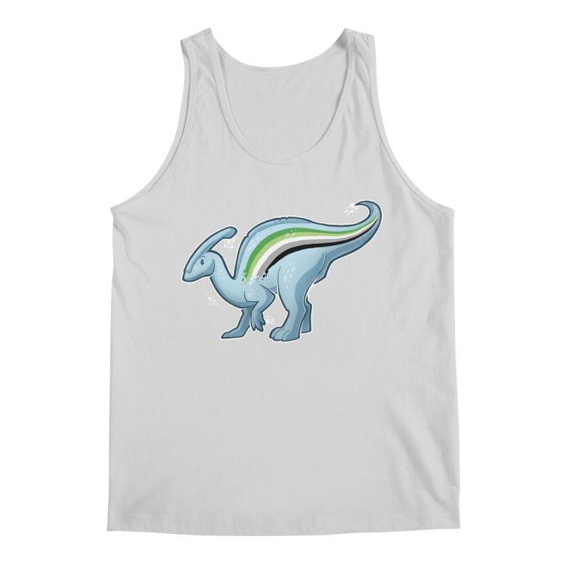 pAROsaurolophus Men's Tank by Marty's Artist Shop