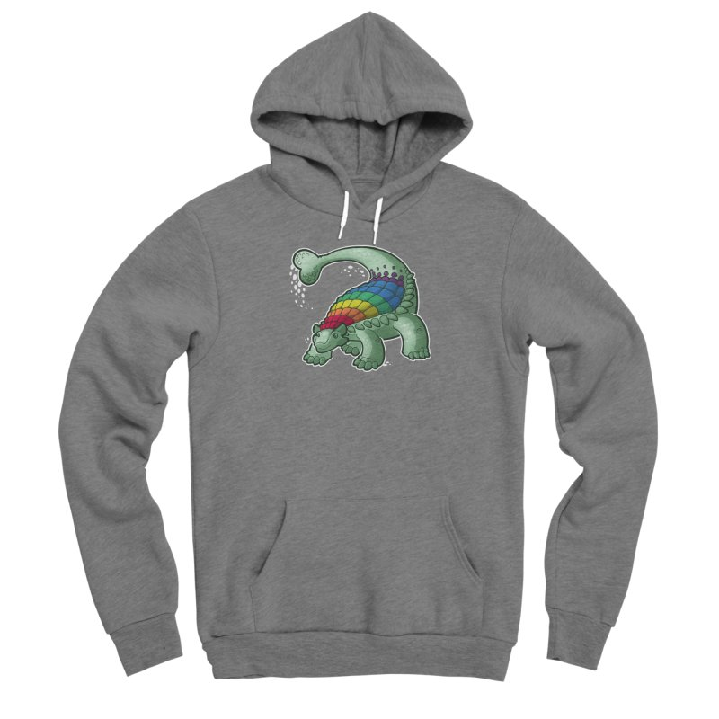 Ankylosaurus Pride Women's Pullover Hoody by Marty's Artist Shop