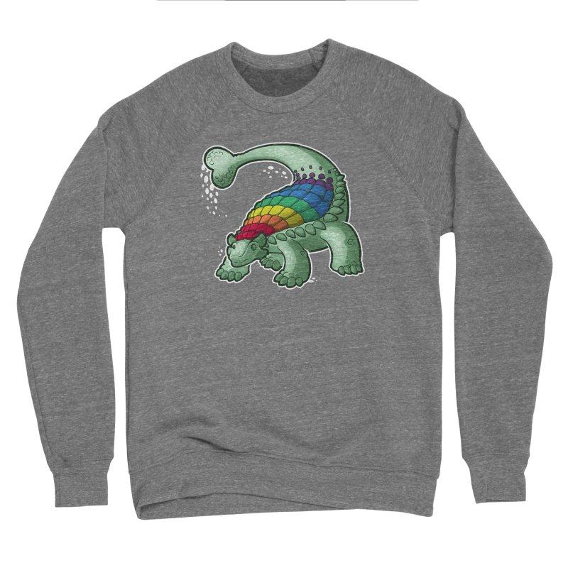 Ankylosaurus Pride Women's Sweatshirt by Marty's Artist Shop