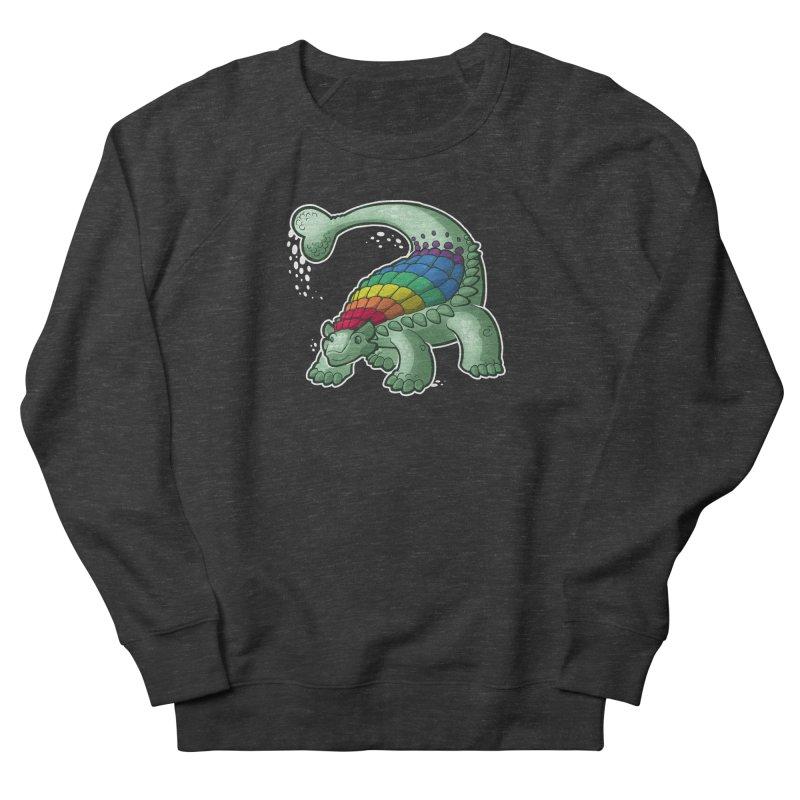 Ankylosaurus Pride Men's Sweatshirt by Marty's Artist Shop