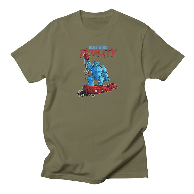 Rock 'Em Sock 'Em Finish 'Em! Women's T-Shirt by Marty's Artist Shop