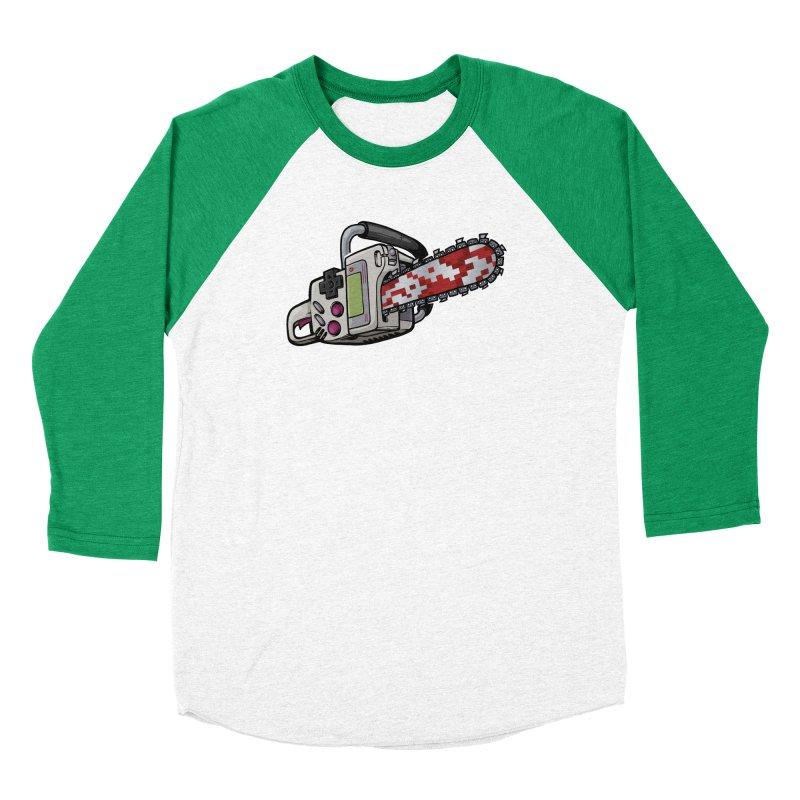 Button Masher Men's Longsleeve T-Shirt by Marty's Artist Shop