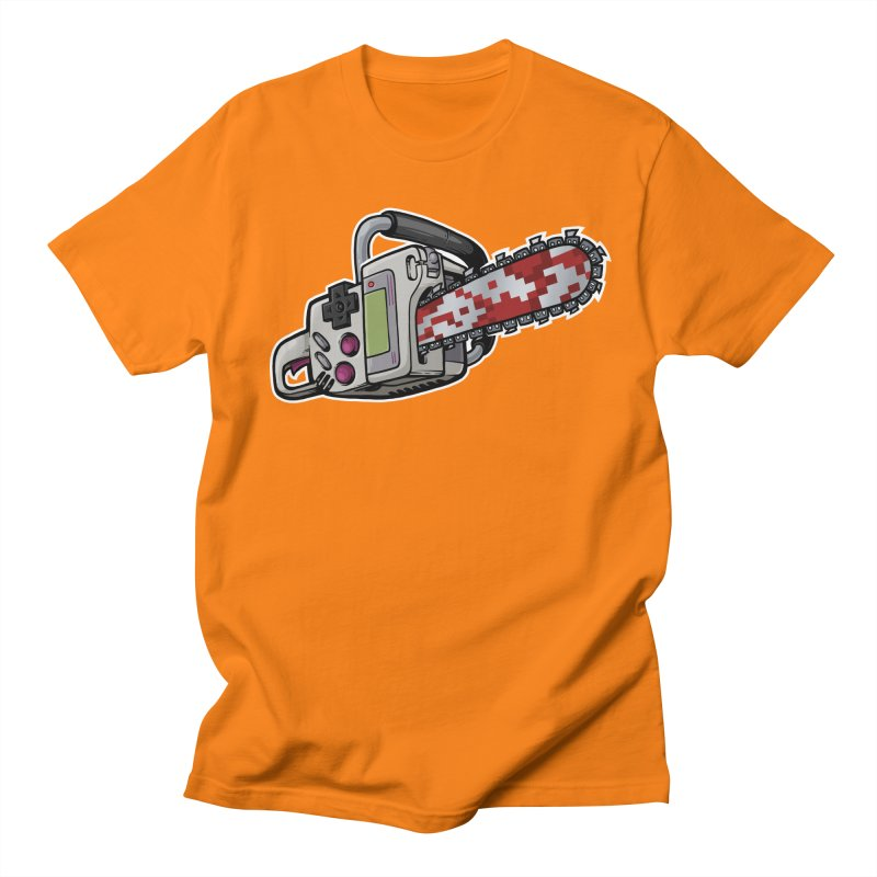 Button Masher Men's T-Shirt by Marty's Artist Shop
