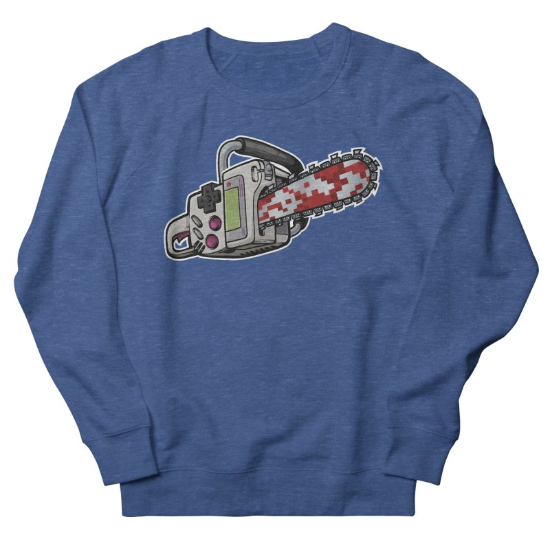 Button Masher Men's Sweatshirt by Marty's Artist Shop