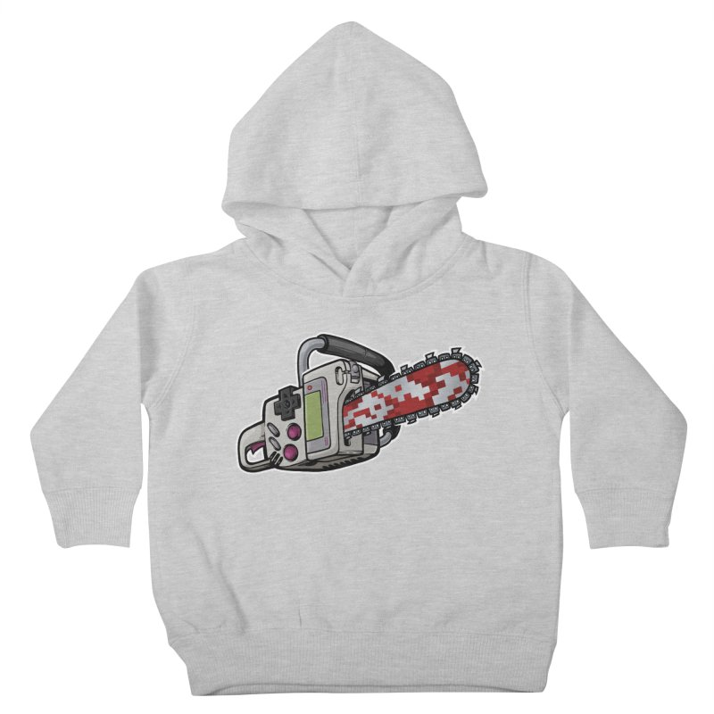 Button Masher Kids Toddler Pullover Hoody by Marty's Artist Shop